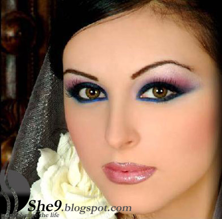 arab bridal makeup. Indian Bridal Makeup - Watch