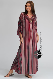 new and latest colorful kaftan designs fashion