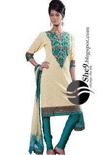 Online Salwar Kameez Shopping of Anarkali, Patiala