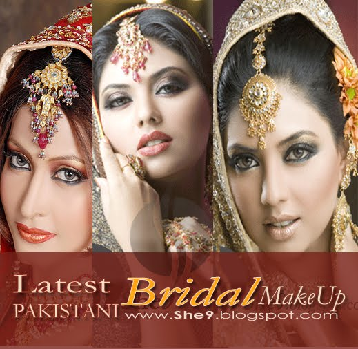 These bridal makeup collections are one of them. These bridal makeups are