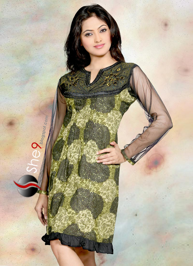 Kurti Fashion | Indian Tunic Style | Latest Kurti Styles