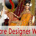 Now Sarees are Designer Wear too!