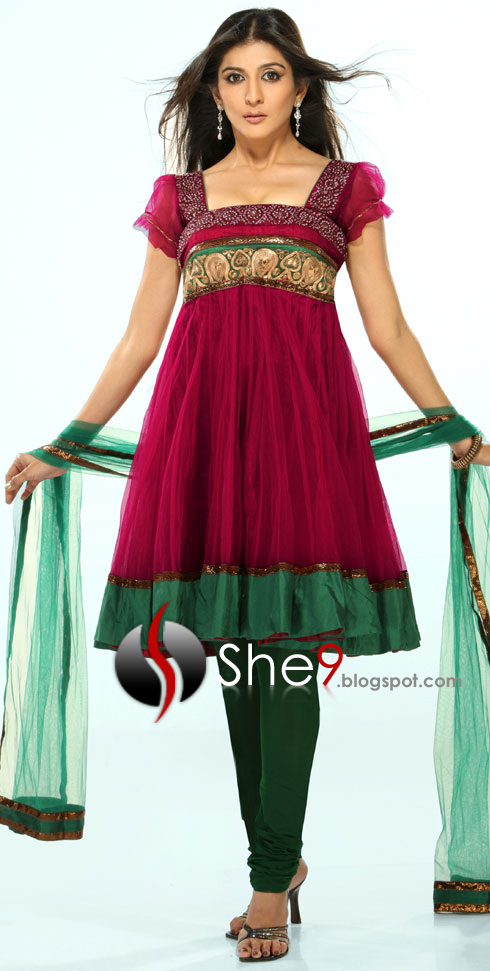 Fancy Frocks 2010-2011 Collection | Indian Dresses