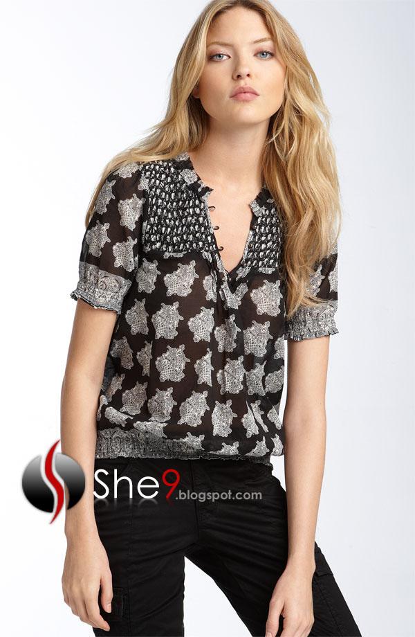 . Latest Tunic Fashion   Modern Tops   Shirts Designs  FasHioN