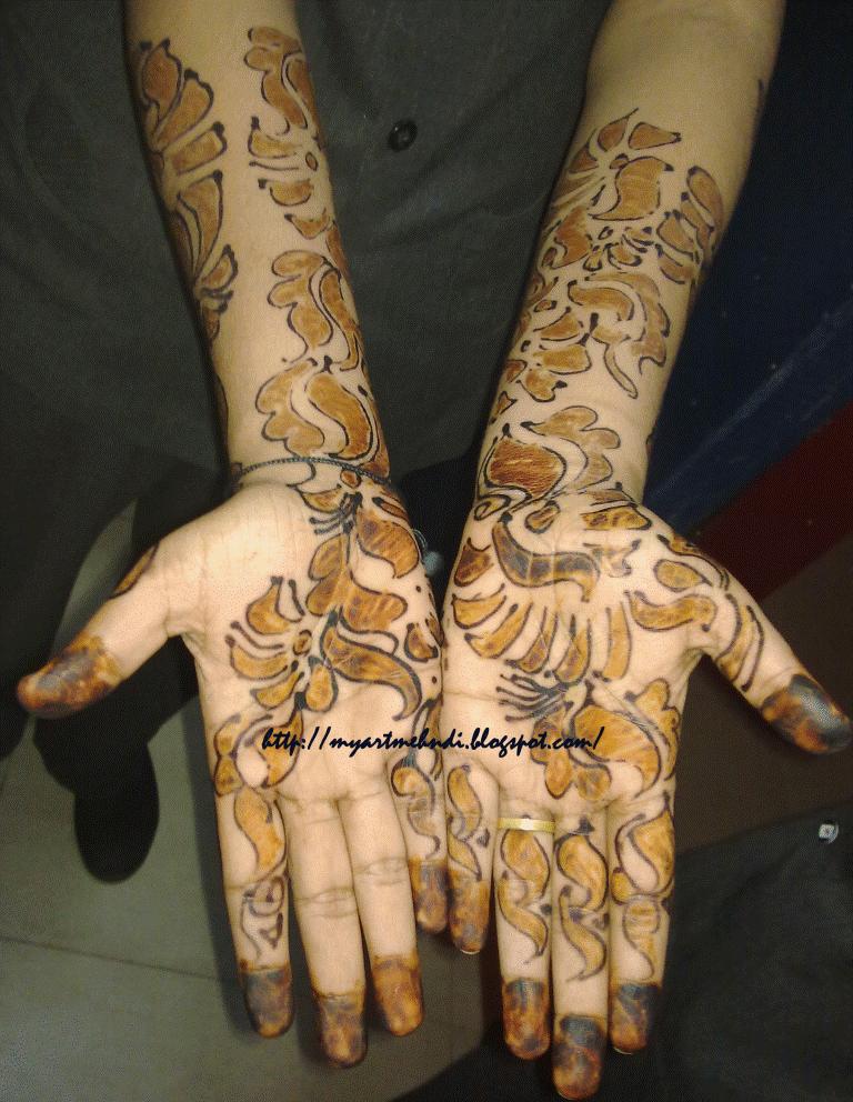 Mehndi Designs 2010 Mehndi Design For Parties