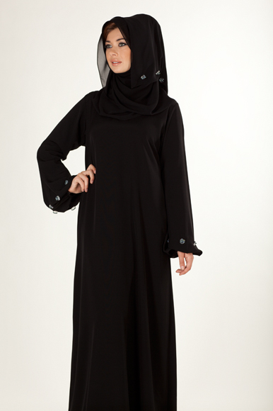 Abaya Styles http://she9.blogspot.com/2010/12/abaya-2011-2012-collection-simple-abaya.html