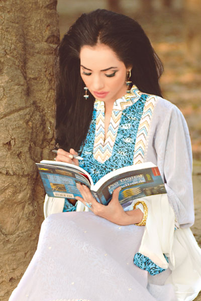 Neckline Fashion | Gala / Neck Designs of Kameez Dresses