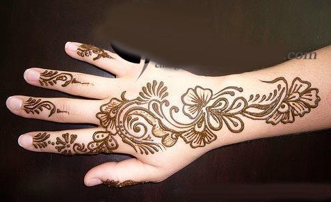 Latest Mehndi Design Beautiful Mehndi Designs : Latest mehndi designs for hands beautiful