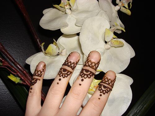 Mehndi Designs For Fingers Only : Latest mehndi designs for eid ~ womens world