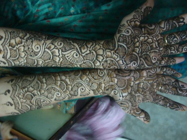Mehndi Designs Churidar : Links latest beautiful hand mehndi henna designs
