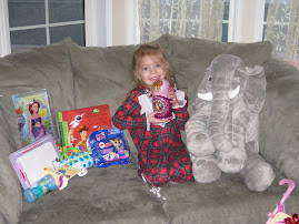 Lydia's birthday presents