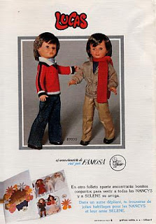 Barbie y nancy super stars tambien figuras de accion for Catalogo selene