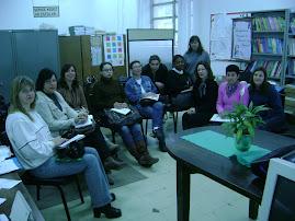 Reunião com as Coordenadoras Pedagógicas das escolas do Município de Piratini