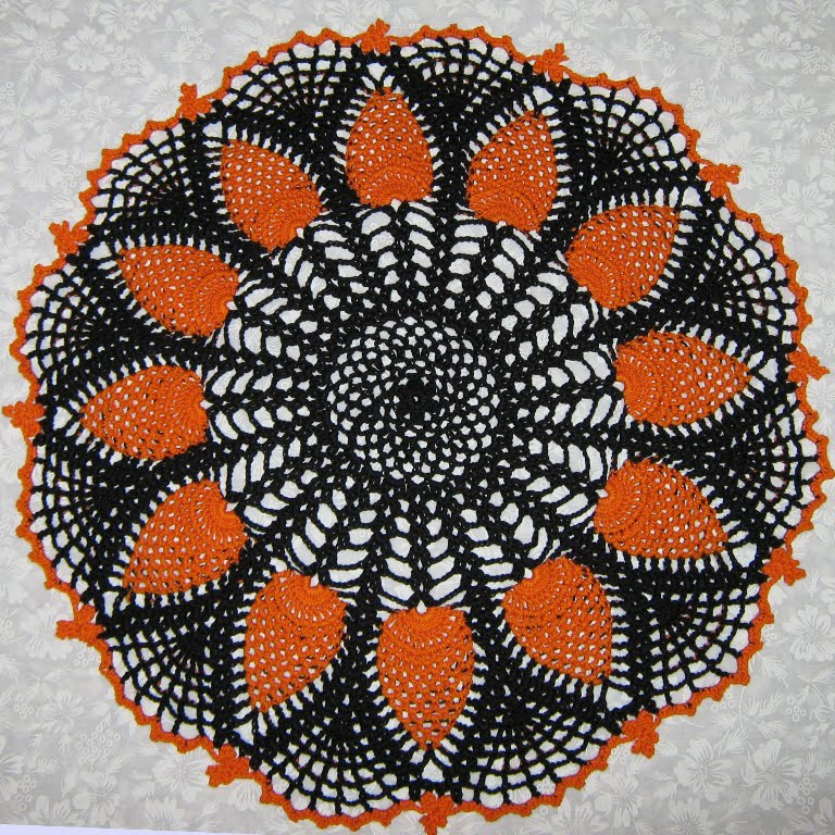 Free Crochet Patterns For Butterfly Doilies : Mishaps Odds and Ends: Crochet Patterns, Then and now
