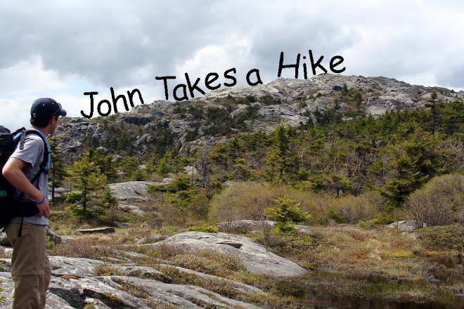 John Takes a Hike