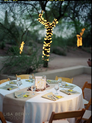 cactus table decorations