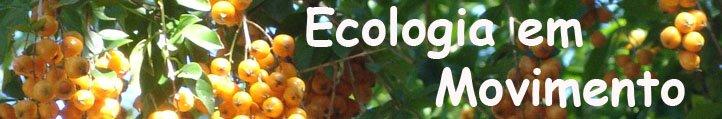 Ecologia em movimento