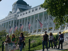 The Grand Hotel, Mackinaw Island, MI
