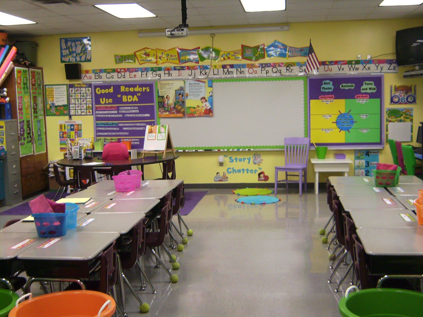 Classroom Decoration Ideas For Grade 1 ~ Life in first grade my classroom