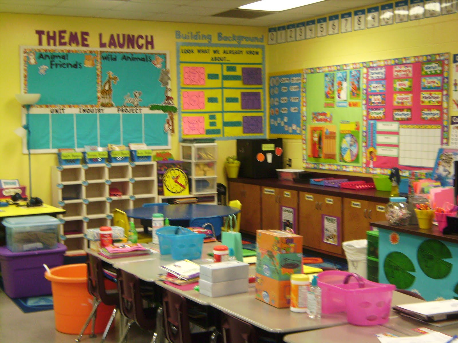 Innovative First Grade Classroom ~ Life in first grade my classroom