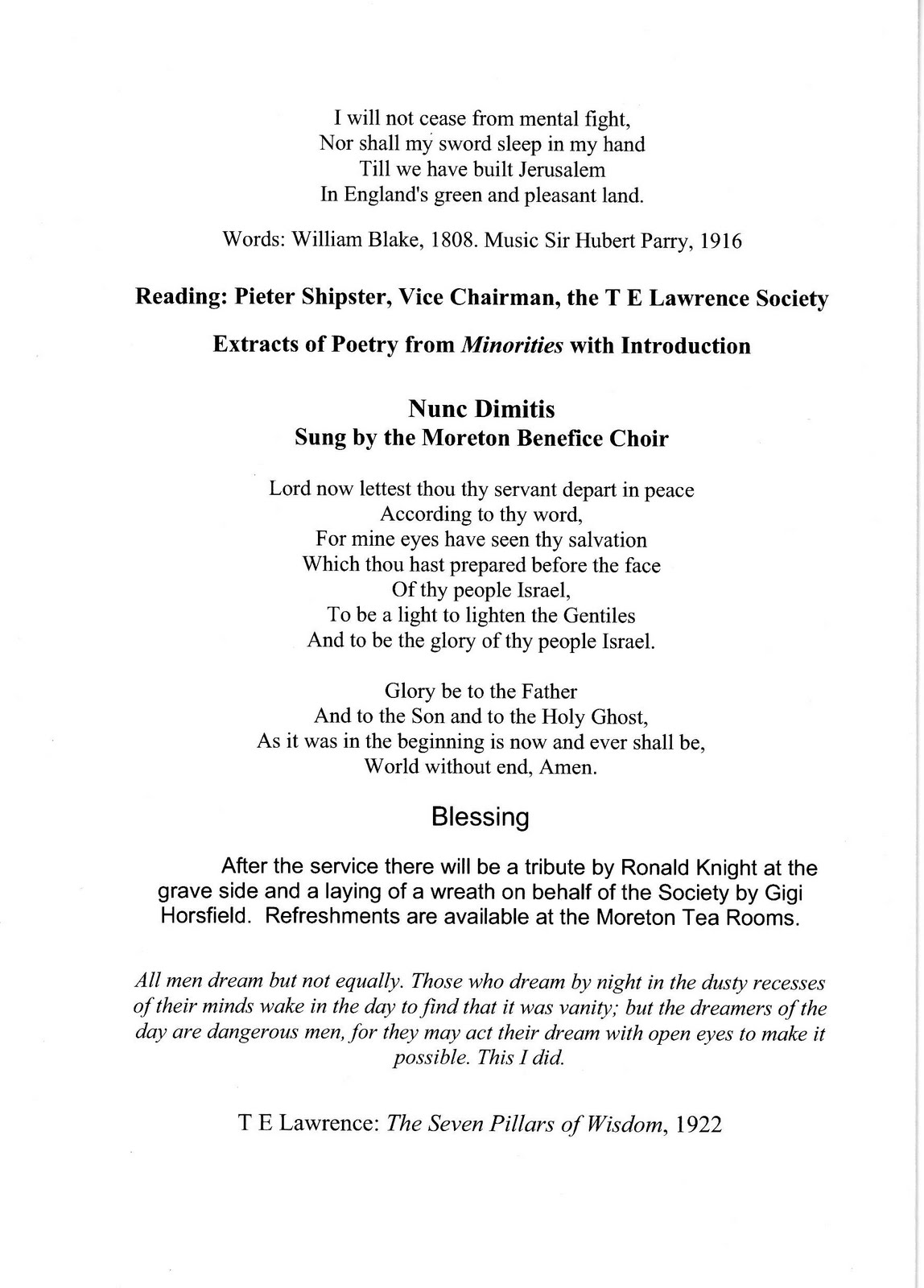 Church Anniversary Poems | quotes.lol-rofl.com
