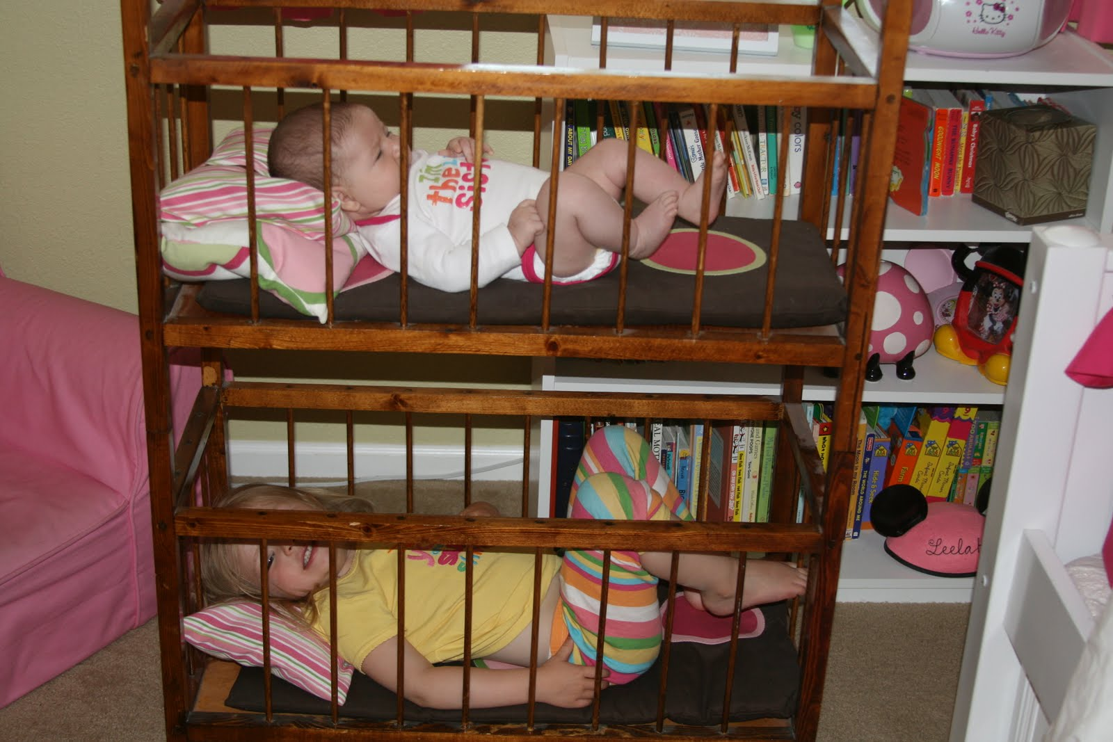 ... toddler bunk http projectplans net bunk bed plans crib size bunk beds