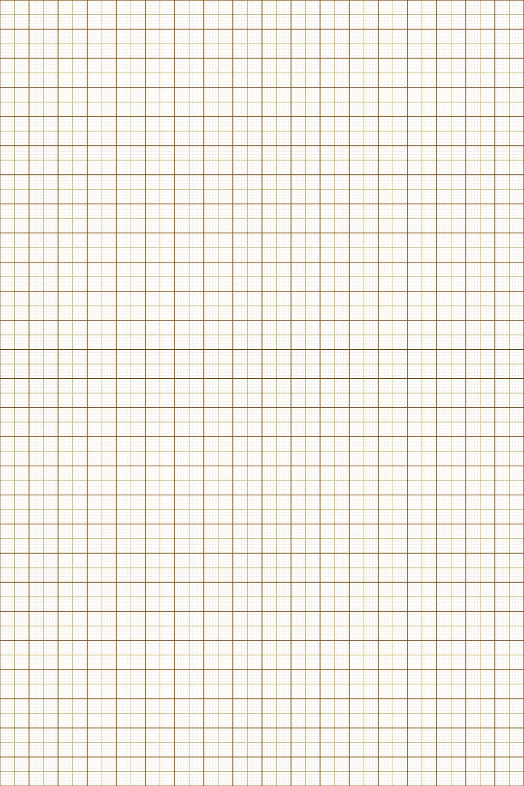 Template Of Graph Paper: Printable Full Page Graph Paper Grid ...