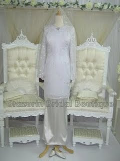 BEAUTY TOUCH OF SUE HASHIM: KOLEKSI BUSANA PENGANTIN by STAZURIN