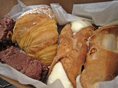 carlos bakery pastries.
