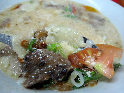 how to cook goat feet soup