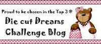 Challenge #58 {Tilda in Blue}