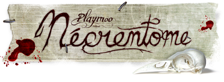 † PlaymoO The Undead - Blog †