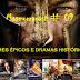 Masmorracast # 09 - Filmes Épicos e Dramas Históricos