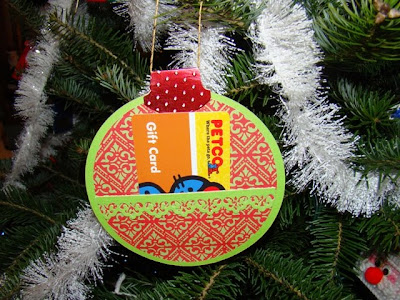 Ornaments and Gift Card Holders - Christmas Project Buffet (All