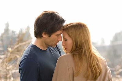 Mulder and Scully - The X-Files 2