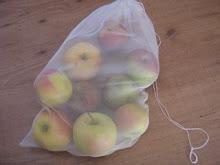Handmade Produce Bags