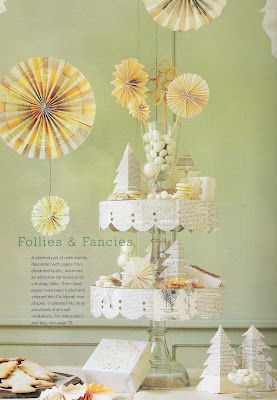 Matthew Mead 2006 magazine, Paper decorations