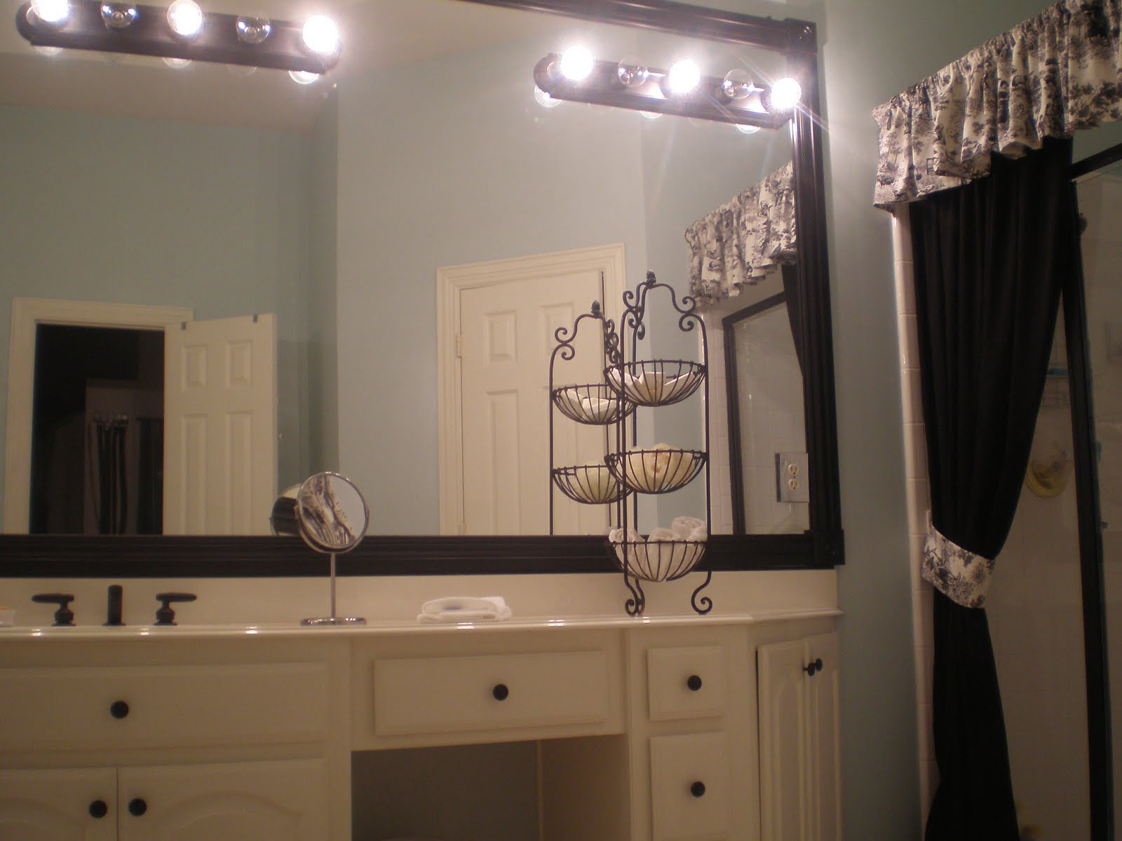 Can You Paint Bathroom Light Fixtures can you spray paint bathroom faucets?oh yes you can! - the