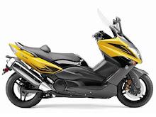 2009 Yamaha T Max