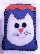 PORTA CELULAR GATINHO
