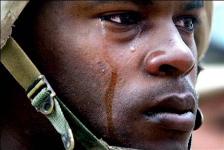 american soldiers crying - photo #18