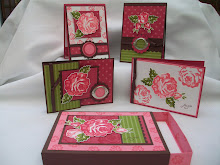 A Rose Is A Rose Rectangle Slider Box Stamp Class