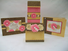 Greenhouse Garden Gift Boxes stamp class instructions