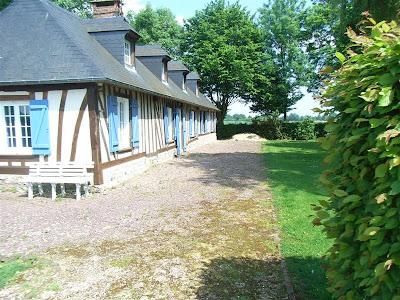 Gite en Normandie a Honfleur