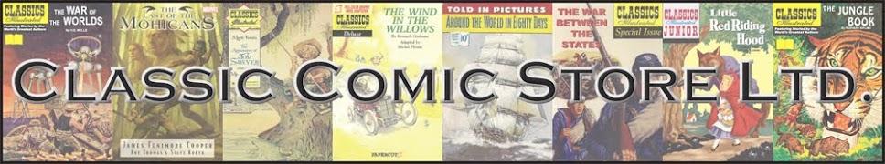 Classic Comic Store News