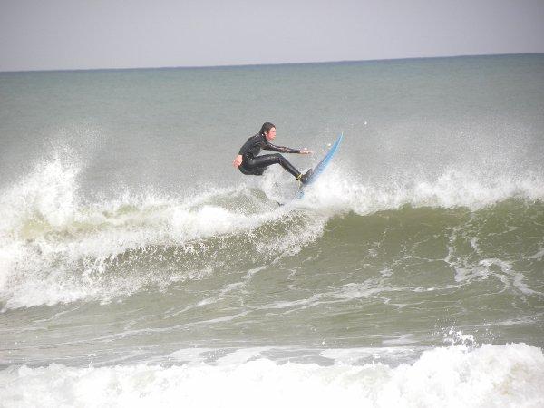 Surf Junior En Malaga....( nuestro estilo de vida )