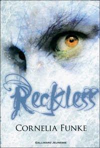 Reckless, tome 1 : le sortilège de pierre, de Cornelia Funke 9782070634774