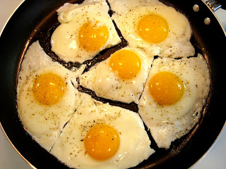 How to Fry an Egg | Make Many Fried Eggs at Once