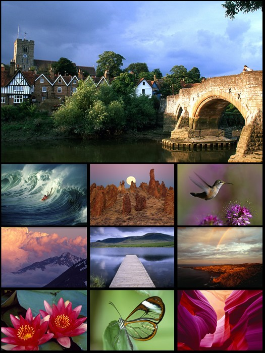 Beautiful Nature HQ Wallpapers Pack - allwallpaperzfree.blogspot.com
