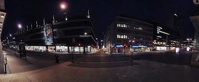 Klarabergsgatan i Stockholm.